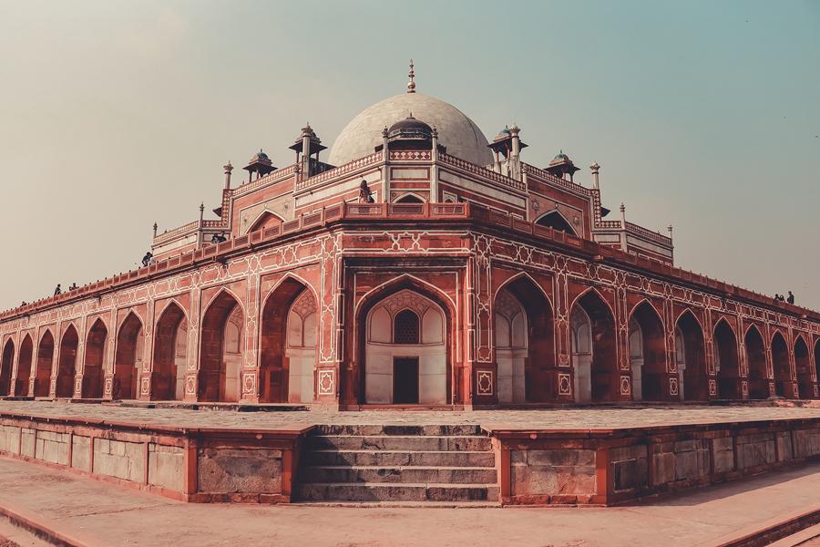 Mughal-Reverie