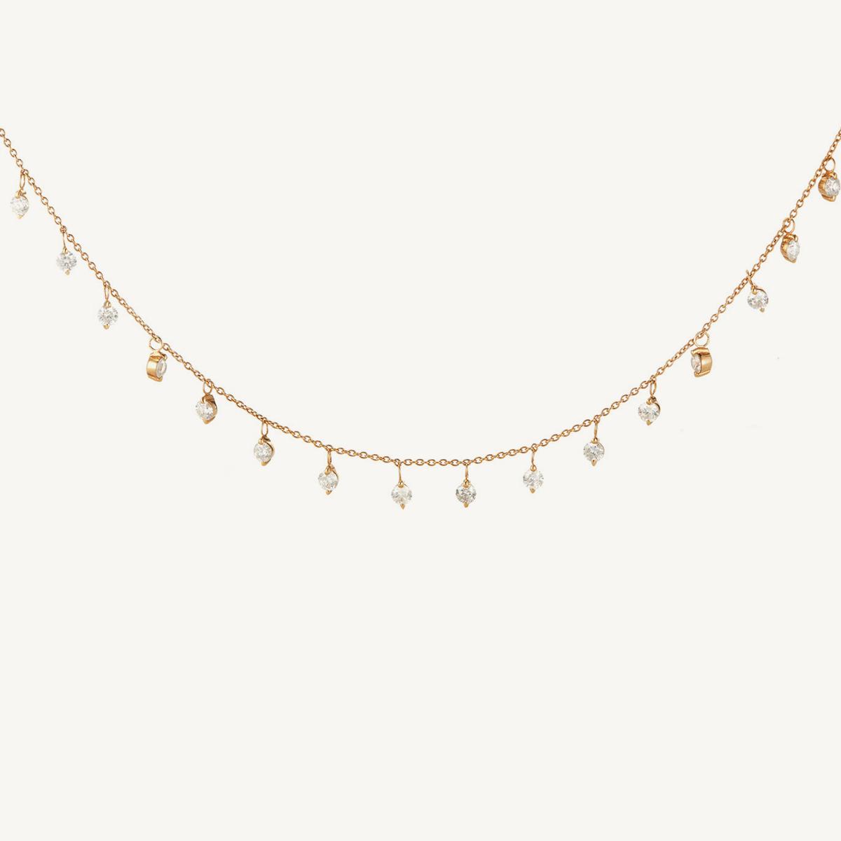 Necklace Sea Drops
