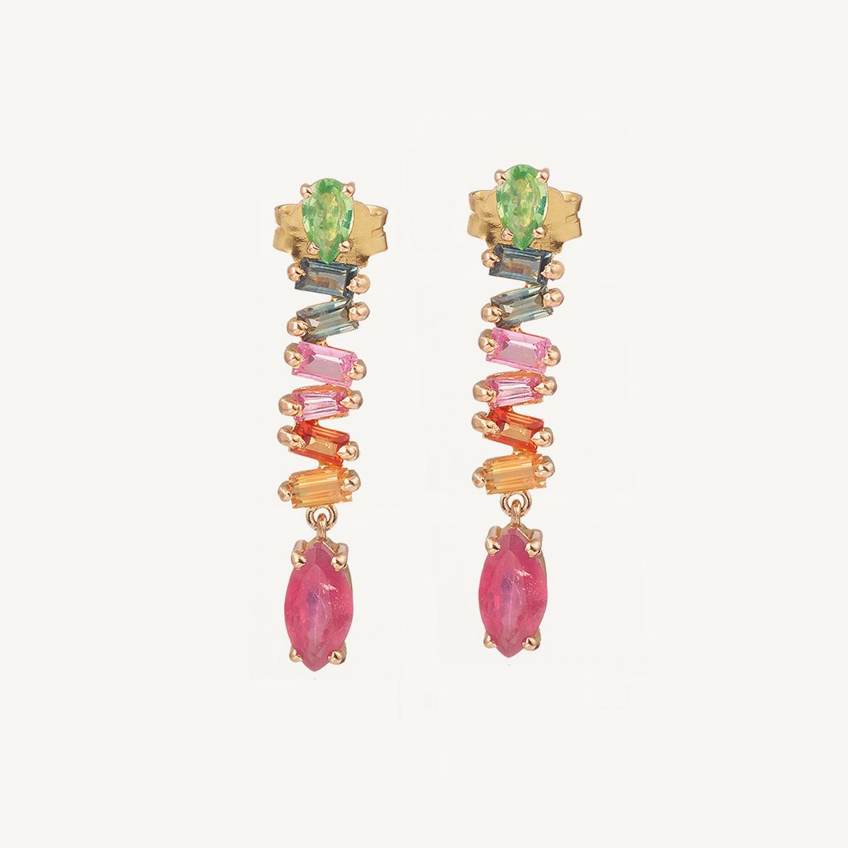 Earrings Jahanara