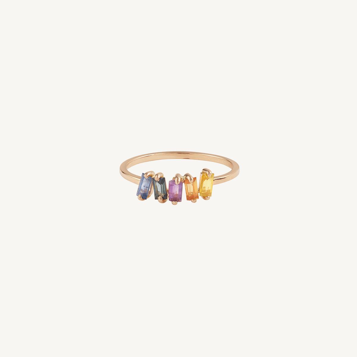 Ring Mini Rainbow
