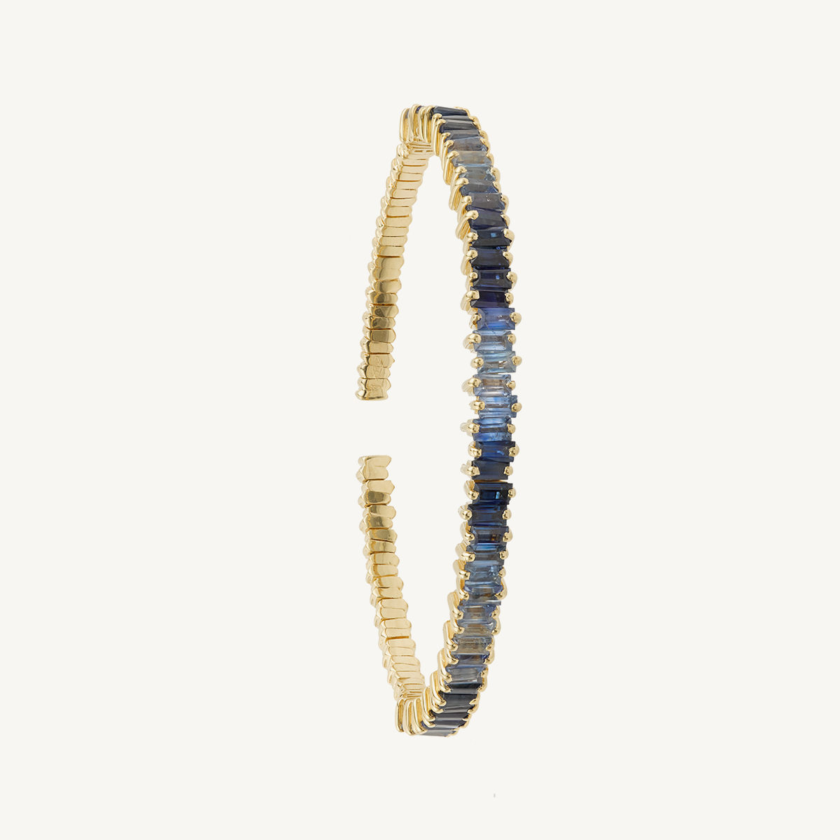 Bracelet Mirage Shade in yellow gold