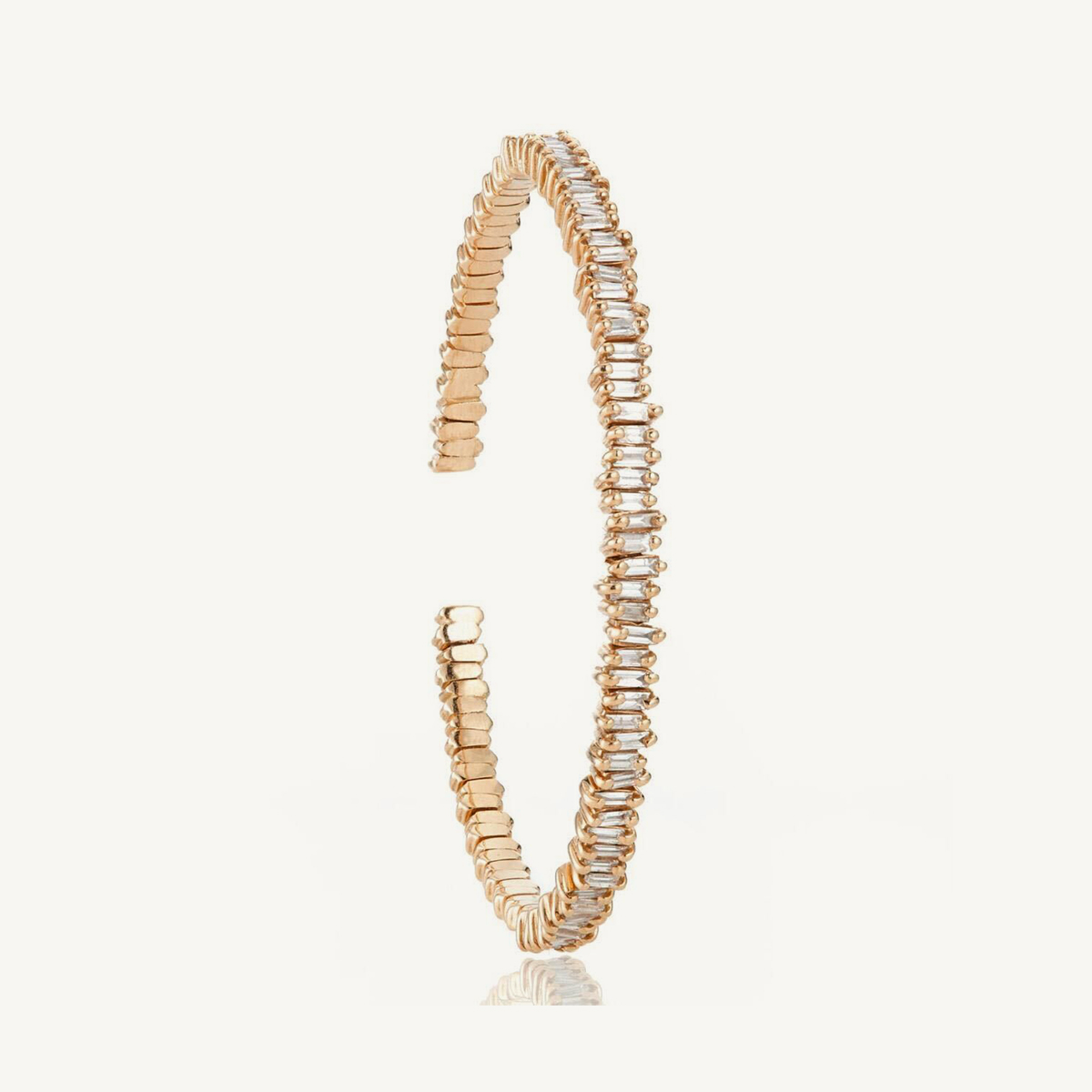 Bracelet Namib in rose gold
