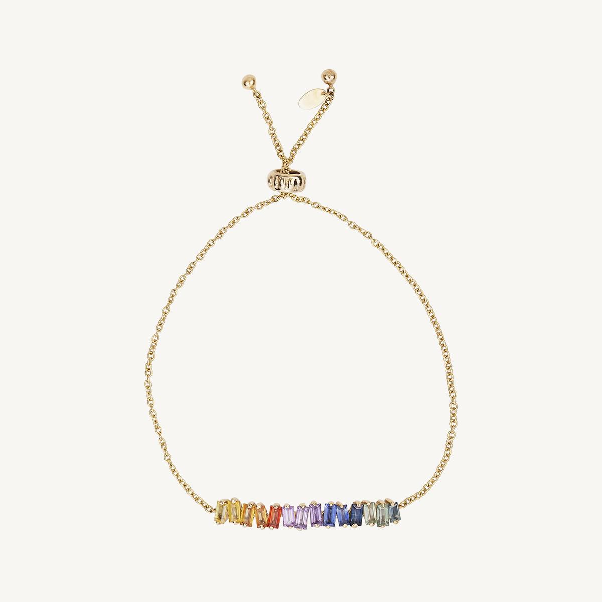 Bracelet Lasso Rainbow