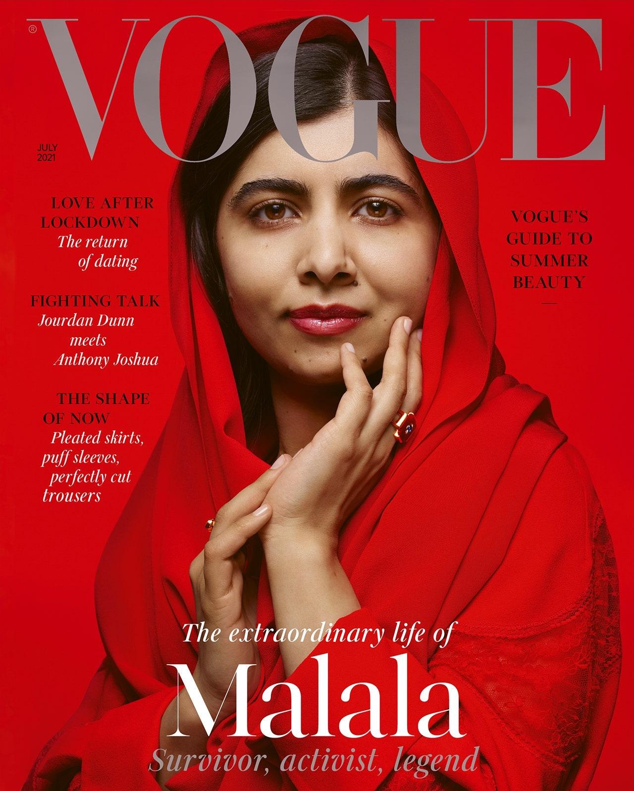 Vogue Magazine July