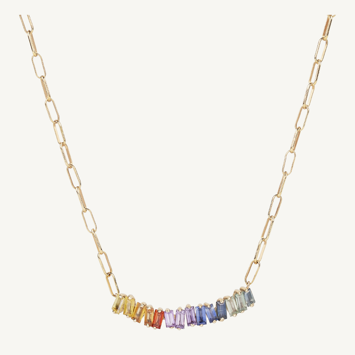Necklace Chasing Rainbows