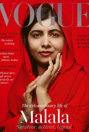 VOGUE July Cover